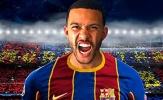 Gia nhập Barca, Depay phá vỡ im lặng