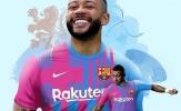 Với Memphis Depay, hàng công Barca mùa tới sẽ ra sao?