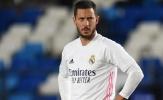 Hazard giải thích lý do sa sút thảm hại ở Real Madrid