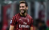Khước từ Milan, Calhanoglu chuẩn bị gia nhập Inter