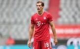 Bayern gặp trục trặc khi gia hạn hợp đồng với Goretzka