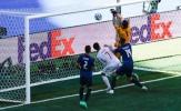Khoảnh khắc từ Hero hóa Zero của thủ môn Slovakia