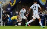 Chấm điểm Argentina trận thắng Brazil: Messi mỏi mệt, 2 điểm 8.5
