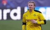 Dấu hiệu cho thấy Dortmund hẫng hờ với các ông lớn ở vụ Haaland