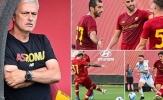 Mourinho đại thắng 10-0 trong trận ra mắt AS Roma