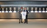 CHÍNH THỨC: Alaba ra mắt Real, thay Ramos làm điều quan trọng