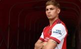 Arsenal chính thức ký HĐ với số 10 mới thay thế Ozil