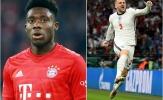 Thần đồng Bayern thừa nhận 1 điều về Luke Shaw trên Tiktok