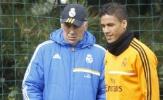 Varane theo Man Utd, Real giờ chỉ còn tứ trụ phục vụ Carlo Ancelotti