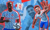 CHÍNH THỨC: Man Utd công bố áo thi đấu sân khách 2021/22