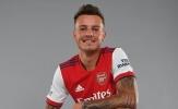 Ra mắt Arsenal, tân binh thứ 3 khoác số áo huyền thoại