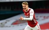 Gác lại Odegaard, Arsenal mở đàm phán chiêu mộ tiền vệ 60 triệu