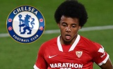 Nếu đầu quân cho Chelsea, Jules Kounde không thể đẩy 1 cái tên lên ghế dự bị?
