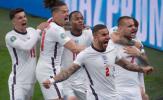 CHÍNH THỨC: ĐT Anh công bố danh sách 25 cầu thủ dự VL World Cup
