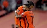 Chơi như lên đồng giúp Hà Lan đại thắng, Depay nhận điểm gần tuyệt đối