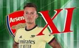 Đội hình Arsenal đấu Norwich: Partey tái xuất, Gabriel trở lại