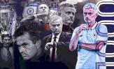 1000 trận đấu của Jose Mourinho có gì?