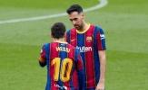 Barca gặp Bayern, Busquets thừa nhận sốc vì Messi