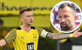 Reus bị người Bayern công kích
