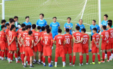 CHÍNH THỨC: Danh sách 32 cầu thủ ĐT Việt Nam dự trận Trung Quốc & Oman