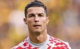 Ronaldo ngăn Conte đến Man Utd