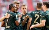 Lewandowski lập kỷ lục, Bayern trút mưa bàn thắng lên tân binh