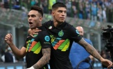 Inter rũ bỏ chất Conte bằng hình ảnh siêu tấn công và rực lửa