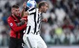 Morata bứt tốc từ sân nhà ghi bàn, Juve và AC Milan bất phân thắng bại