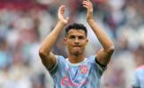 Ronaldo gửi thông điệp đến NHM Man Utd sau trận West Ham