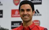Arteta được đánh giá cao vì phế truất sao Arsenal