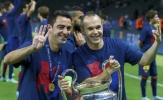 Barca thay Koeman, Iniesta đề xuất người thay thế xứng đáng