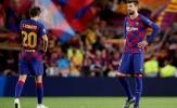 Barcelona đang gặp khó khăn trong giai đoạn đầu mùa giải 2021/2022