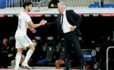 Asensio tỏa sáng, Ancelotti phấn khích vì 1 điều