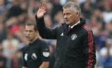 Solskjaer thừa nhận điều thất vọng ở trận thua West Ham