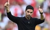 Thắng 3-0, Arteta tuyên chiến với Tottenham