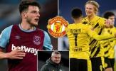 Chuyển nhượng 24/09: Đón tân binh từ Arsenal, M.U nhắm 2 chữ ký đắt giá; Liverpool muốn có Haaland