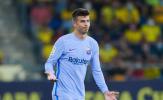 Pique: 'Tôi không khoác áo Barca để về đích thứ 2 hay 3'