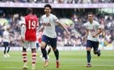 Michael Owen dự đoán tỷ số trận Arsenal - Tottenham