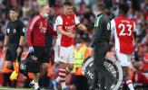 Mikel Arteta lo sót vó vì máy quét tuyến giữa Arsenal