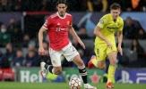 Những phút cuối trước Villarreal có thể mở ra cho Solskjaer một cách chơi mới