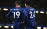 Southgate lý giải việc triệu tập bộ đôi Chelsea dù vẫn đang chấn thương
