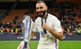 Benzema xứng đáng với quả ngọt đầu tiên trên ĐT Pháp