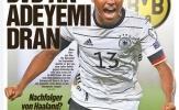 Dortmund nhắm Adeyemi thay thế Haaland