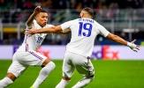 Mbappe & Benzema nổ súng, Pháp ngược dòng nghẹt thở đả bại Tây Ban Nha