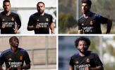 Ác mộng chấn thương lại ám ảnh Real Madrid