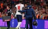 Mourinho méo mặt sau trận hoà của ĐT Anh