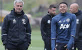 Jesse Lingard hé lộ mối quan hệ với Jose Mourinho