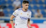 Choáng với độ cày ải liên tục của Fede Valverde tại Real
