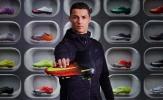 Salah, De Bruyne và Ronaldo mang giày gì?