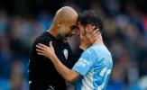 Pep Guardiola hé mở lý do Bernardo Silva không vui sau chiến thắng